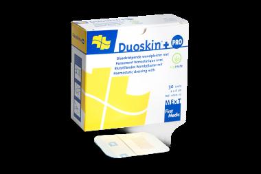 Duoskin+ PRO, pansement imperméable avec Alginate