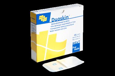 Duoskin, film dermique imperméable à l'eau
